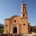 Catedrala Perdida, Batopilas, Chihuahua