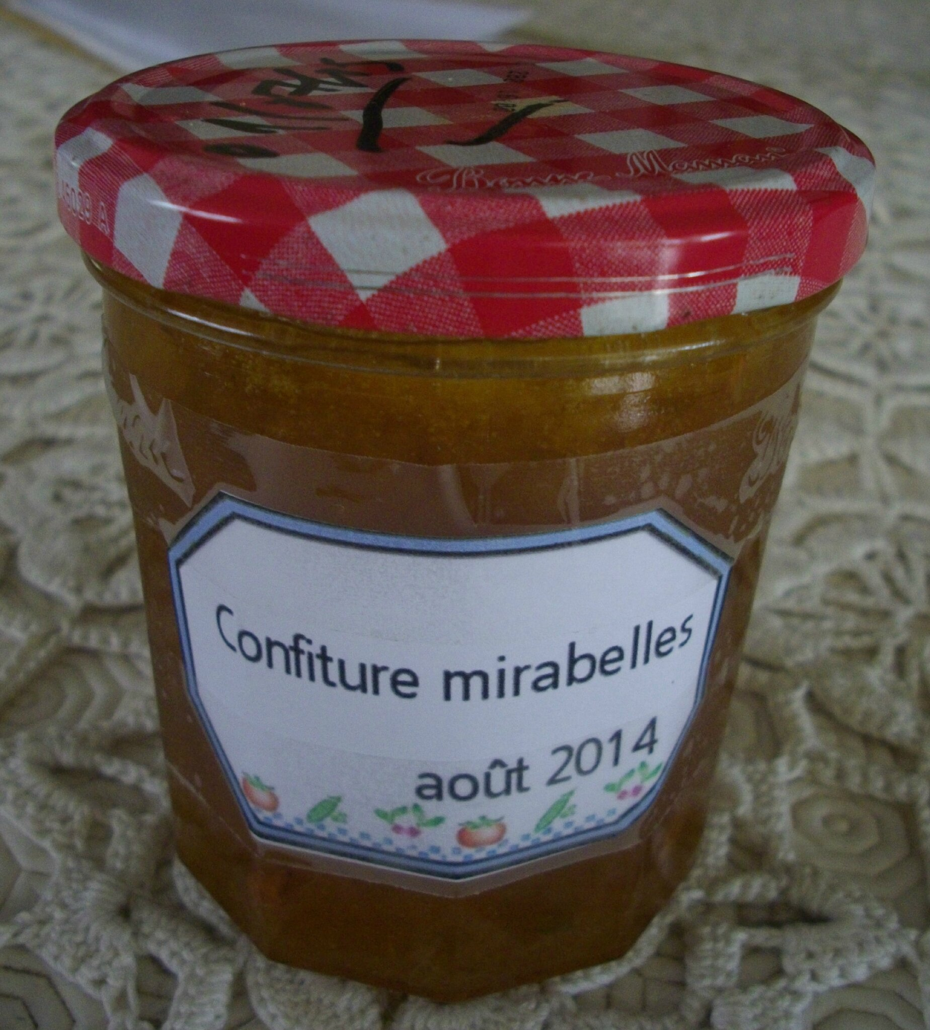 confiture vitpris