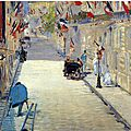 Souvenirs de 1870 dans la peinture