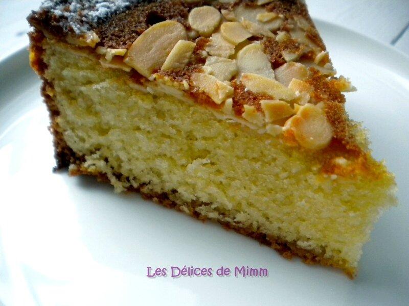 Le pain de Gênes - un gâteau de voyage 5