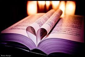 livre ouvert coeur