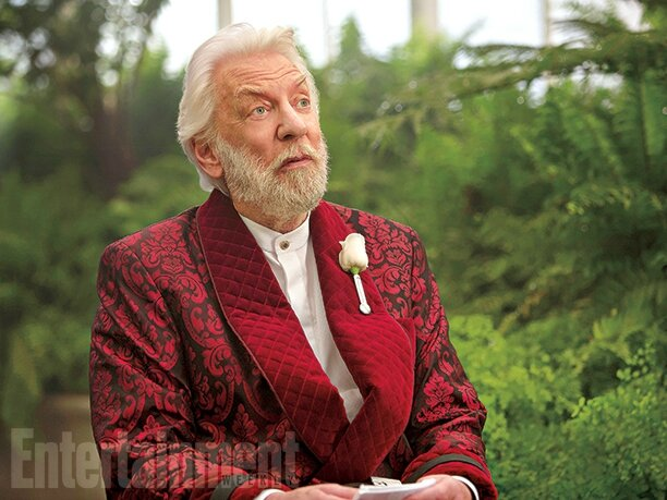 Mockingjay - Part 2 Donald Sutherland