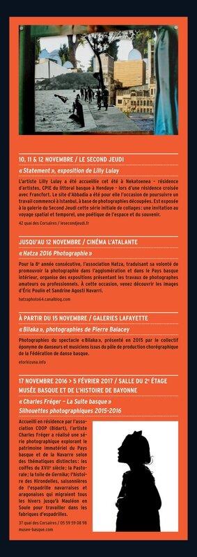 Dépliant exposition Les Suds, Lucien Clergue08 copie
