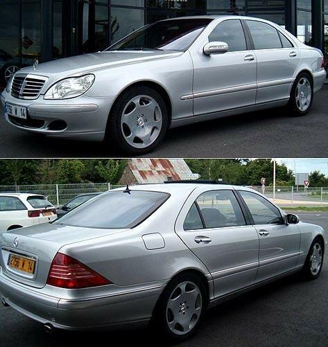 MERCEDES - CLASSE S 600 Limousine - 2003