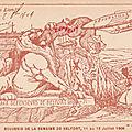 Belfort, semaine de l'aviation & 14 juillet 1909 : le contexte et le programme (1ère partie)