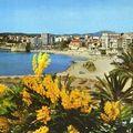 Toulon, plages du mourillon