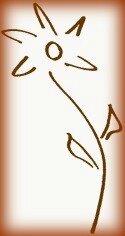 00 fleur brune