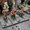 Warmaster - dragons ogres, grand immonde burp et vytor le corrompu