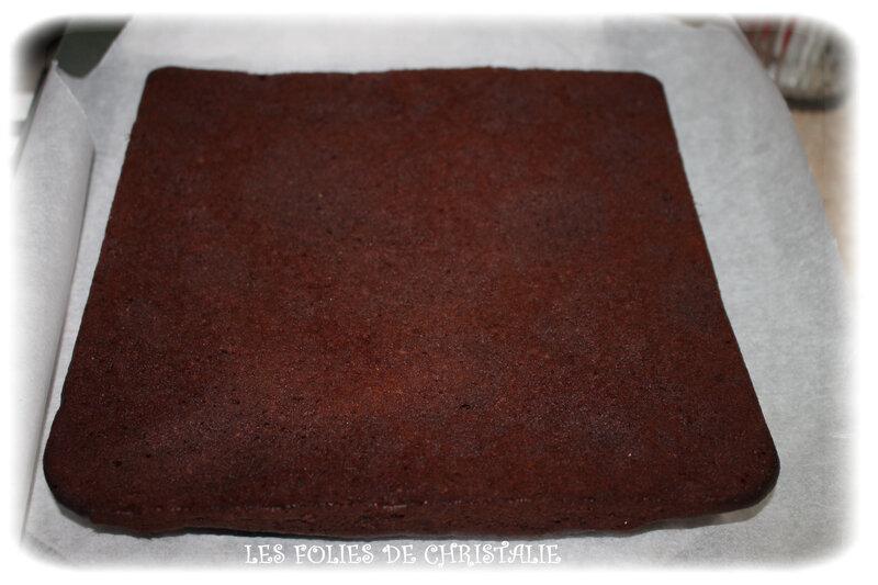 Entremets chocolat 8