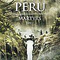 Olivier peru, martyrs, livre ii