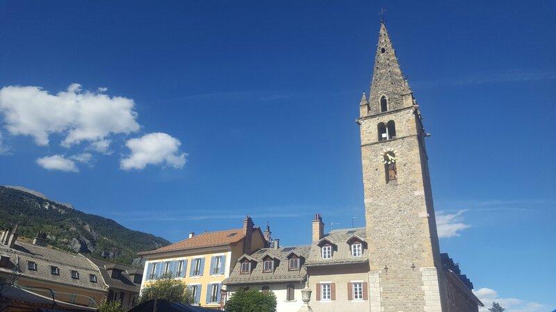 Eglise de Barcelonnette