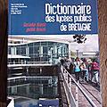 Dictionnaire des lycées publics de bretagne