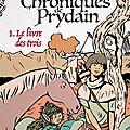Les chroniques de prydain t1, le livre des trois, de lloyd alexander ***