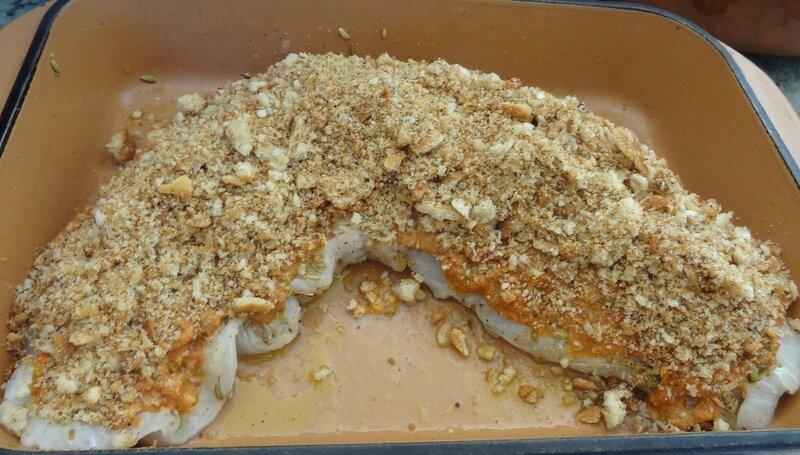 poisson crumble gourmand de cabillaud 3