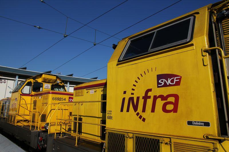 BB 69000 Infra, dépôt de Bordeaux