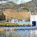 Le lac de banyole