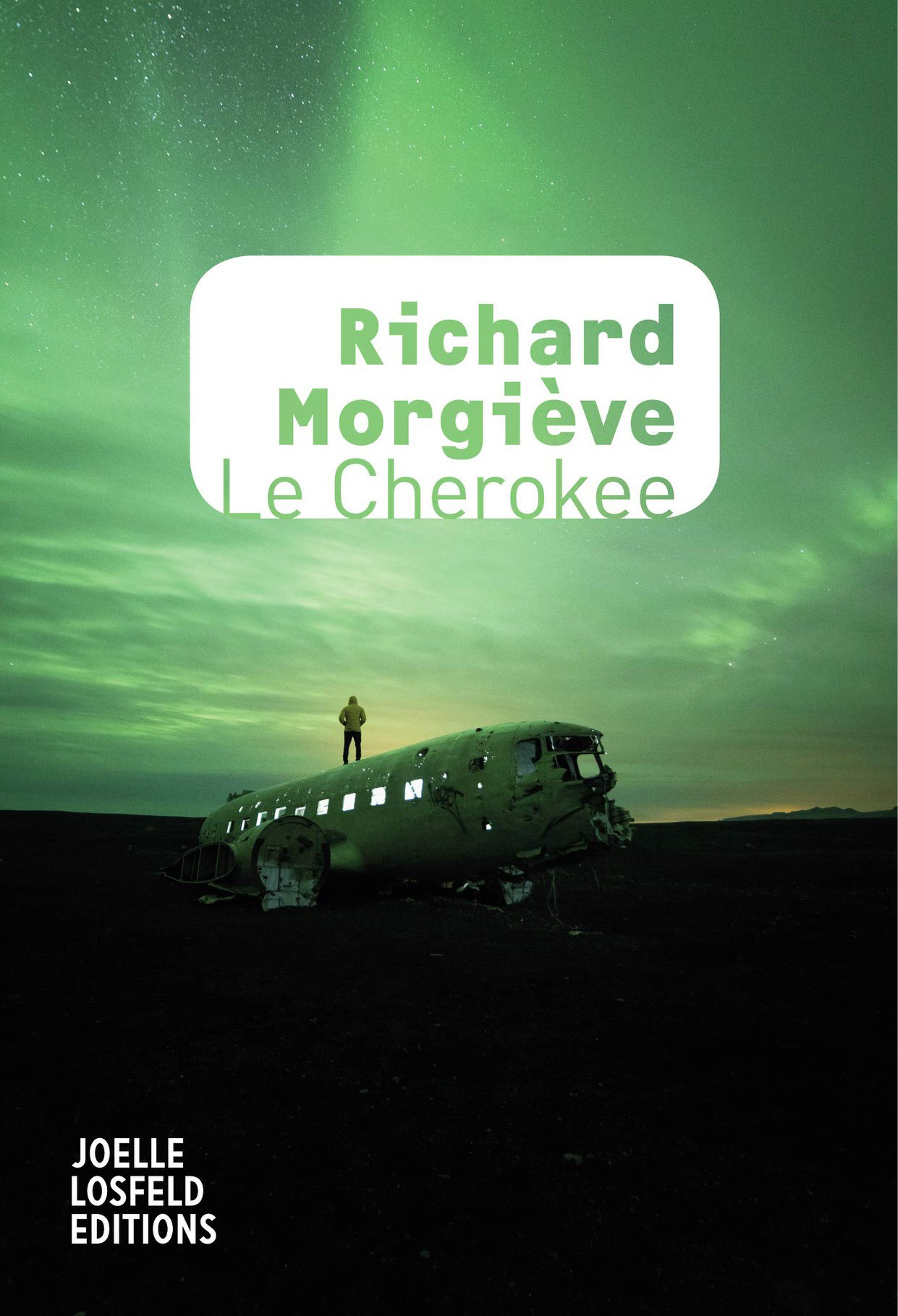 Richard Morgiève - Le Cherokee
