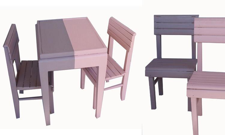 Table Et Chaise Petite Fille petite table et chaises anciennes - mes petits meubles (vintage)
