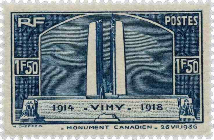 Timbre Vimy2