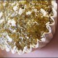 **mini moelleux pistache au micro-ondes sans farine, sans beurre**