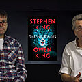 Owen King et Stephen King