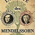 Mendelssohn mania