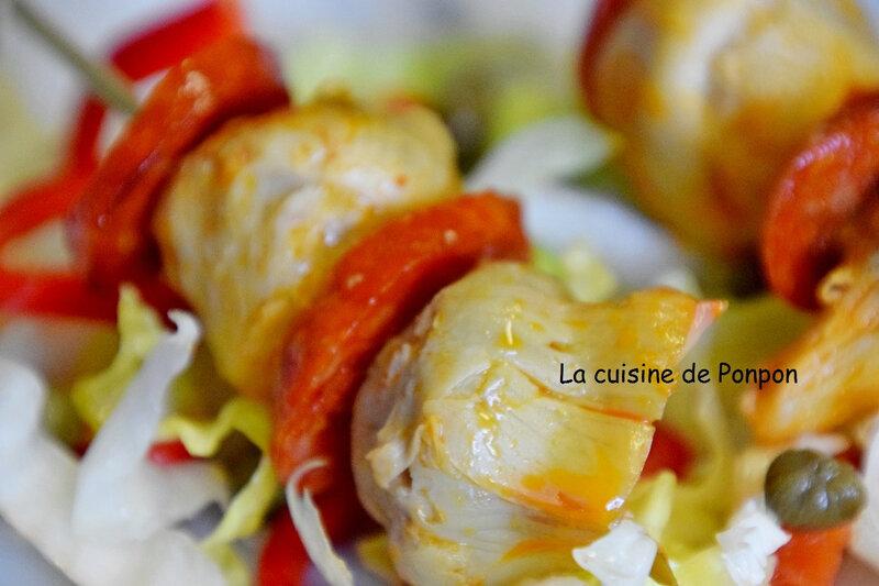 brochettes artichaut chorizo (10)