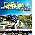 Rallye du limousin ! vidéo