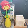 Routine vaisselle à la main
