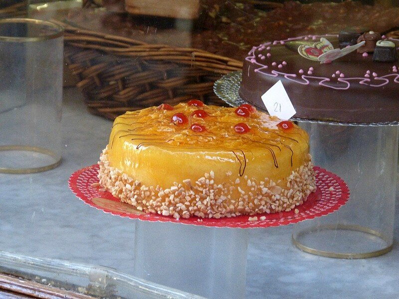 dessert patisserie
