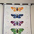 Envol de papillons !