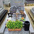 Toussaint : nettoyage de tombes , ou faites livrer directement les fleurs sur vos tombes