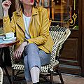 Look look look #quand la moutarde se tient à carreaux