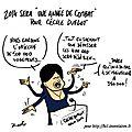 Cécile duflot, ses voeux et la construction de logements sociaux