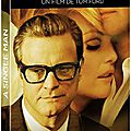 A single man - de tom fort avec colin firth et julianne moore