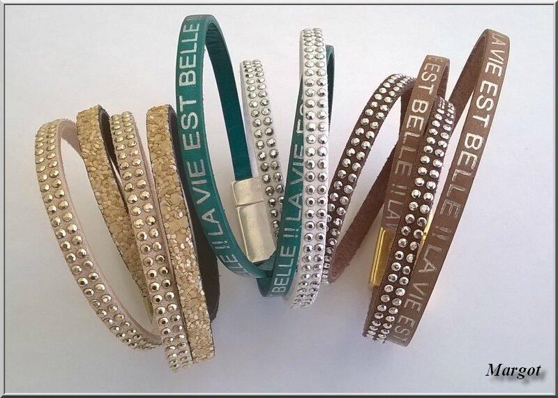 bracelet strass 2
