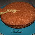 Gâteau financier