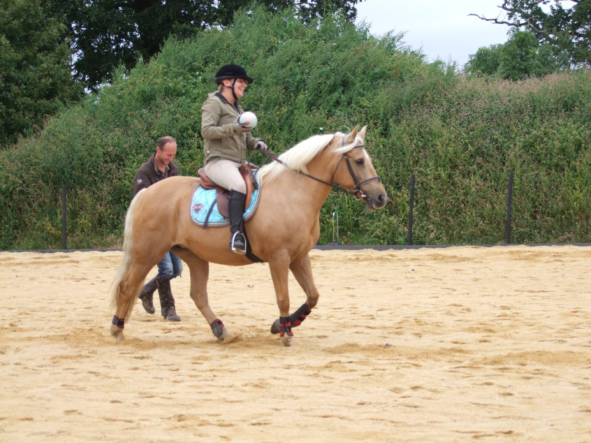 équitation d'extérieur - parcours en terrain varié (152)