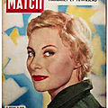 Paris match 19/03/1955