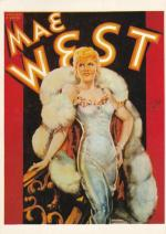 CPM Mae West Editions Nugeron