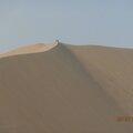 Dune autour de huacachina