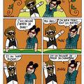 Les alcooliques pantomimes