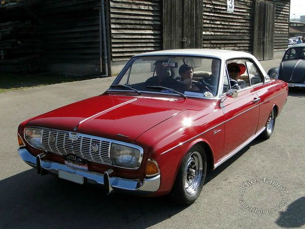 ford taunus 20m ts hardtop coupe p5 1964 1967 a