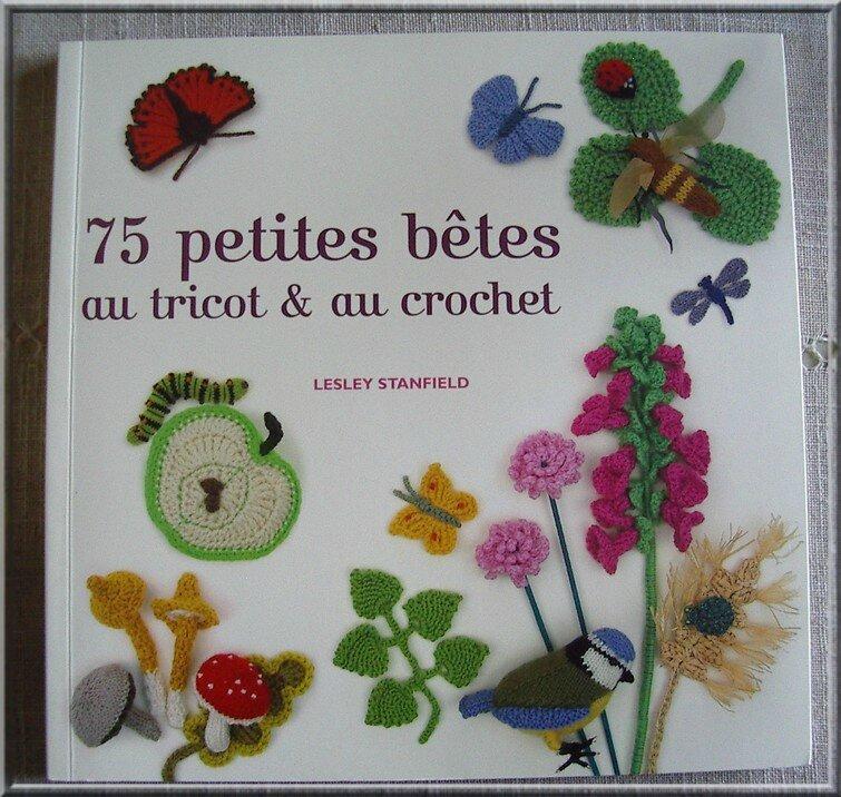 livre crochet