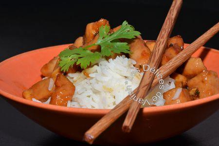 plat chinois, plat asiatique, recettes du monde, caramel, viande