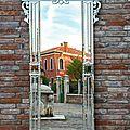 Notre nouveau miroir vénitien...