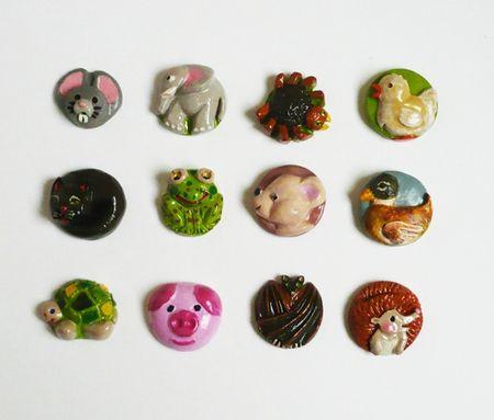 pastilles animaux moule silicone2