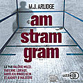 Am stram gram, de m. j. arlidge