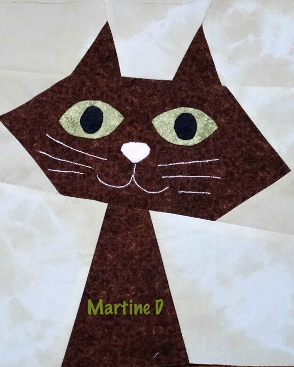 Martine D chat