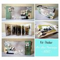 Second kit atelier: mini album panoramique